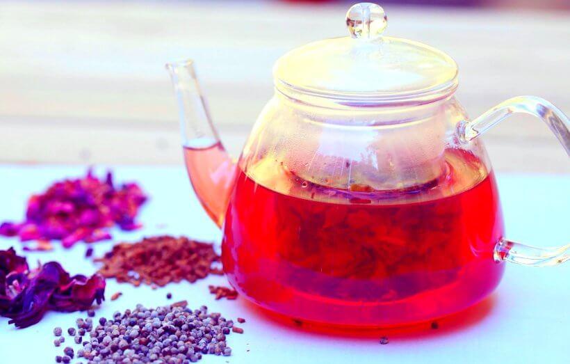 Chasteberry Tea