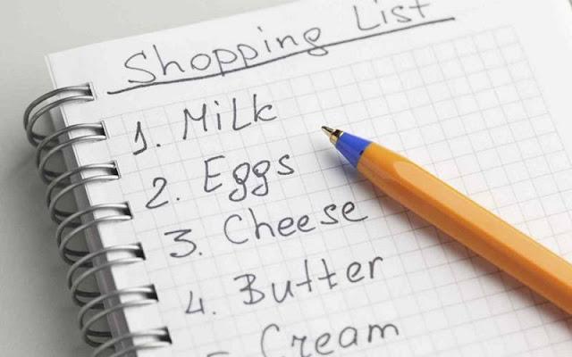 Buatlah Daftar Kebutuhan Dan Pengeluaran