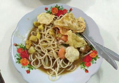 Warung Mie Atep Belitung