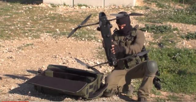 ROTEM L الدرونات الانتحارية الاسرائيلية