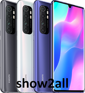 Mi NOTE 10 LITE Full Specifications budget phone 2020
