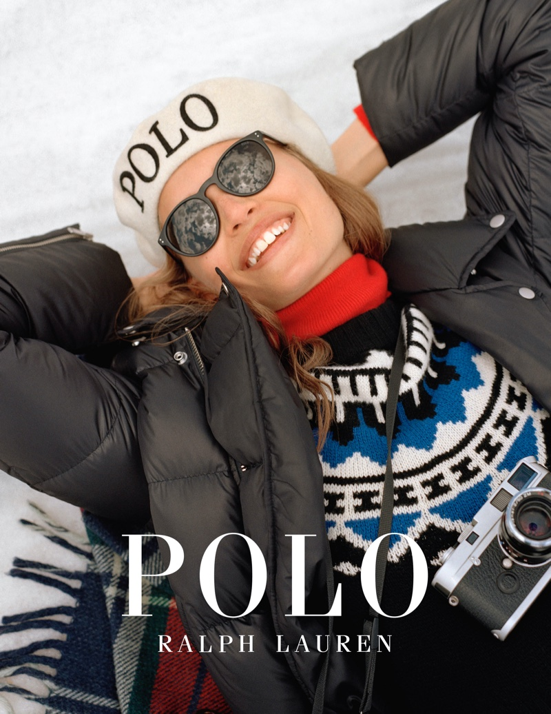 Polo Ralph Lauren Holiday 2019 Campaign