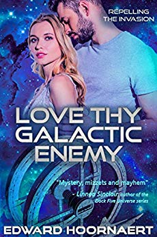Love Thy Galactic Enemy cover