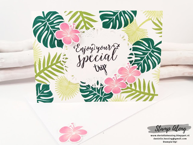 Stampin'Up! Tropical Chic