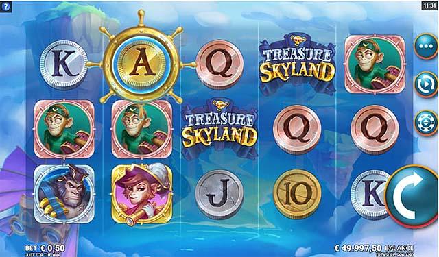 Ulasan Slot Microgaming Indonesia - Treasure Skyland Slot Online