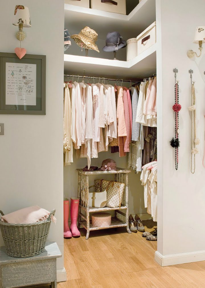 dressing shabby chic