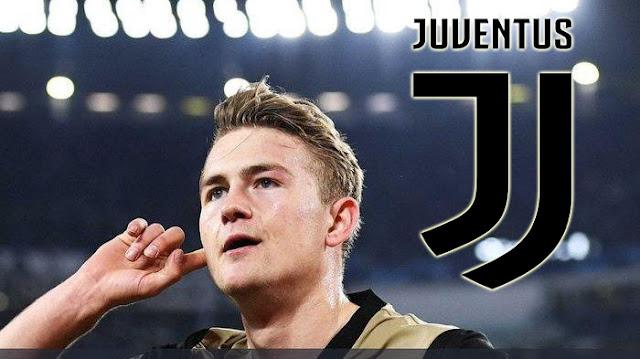 Juventus Siap Gaji Matthijs De Ligt Rp 160 M Per Musim