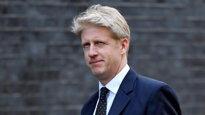 Brexit: Boris Johnson's brother resigns as Tory minister and MP