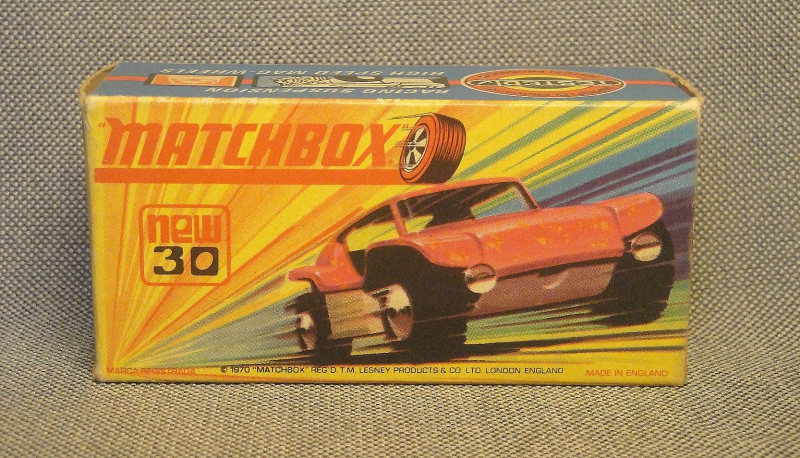 Archivo de autos: Buggy playero según Matchbox