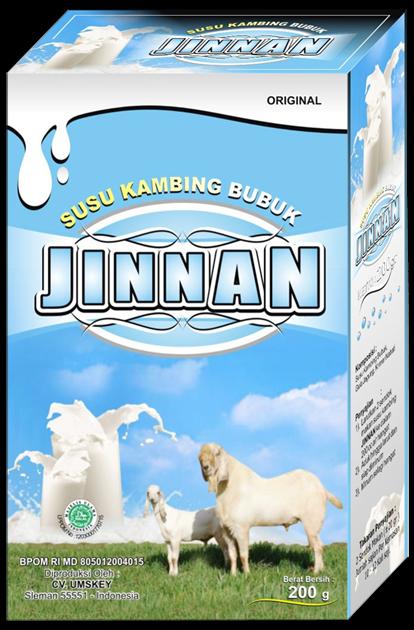 Susu Kambing Etawa JINNAN