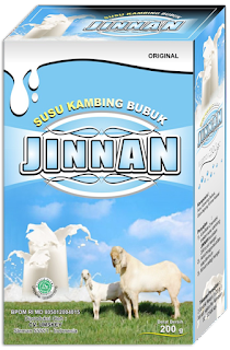 susu kambing etawa herbal