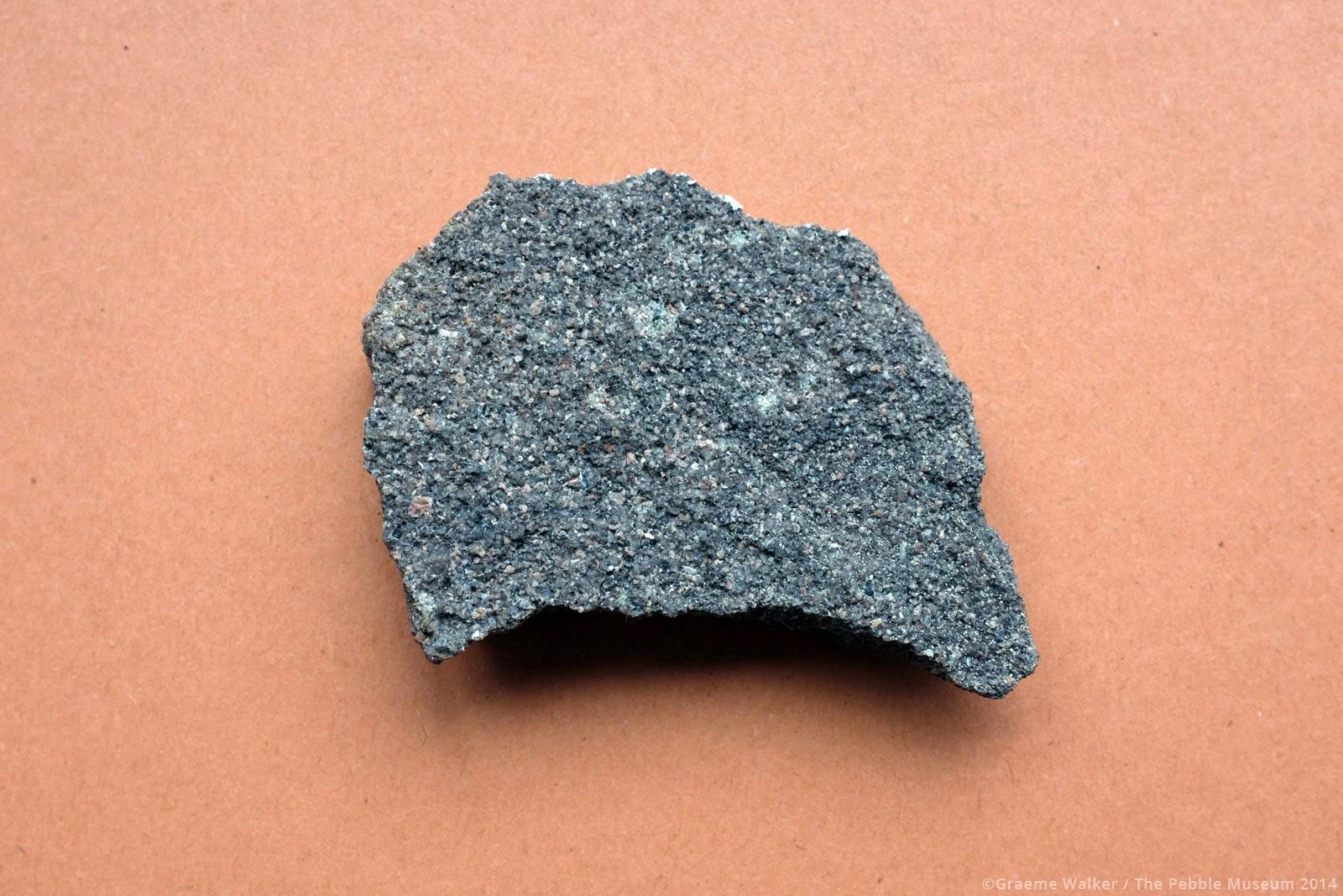 Grey Sandstone © Graeme Walker / The Pebble Museum 2019