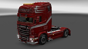 Scania RjL Weeda skin v2
