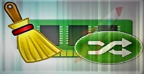 انشاء ملف على سطح المكتب لتنظيف الرام ( RAM )