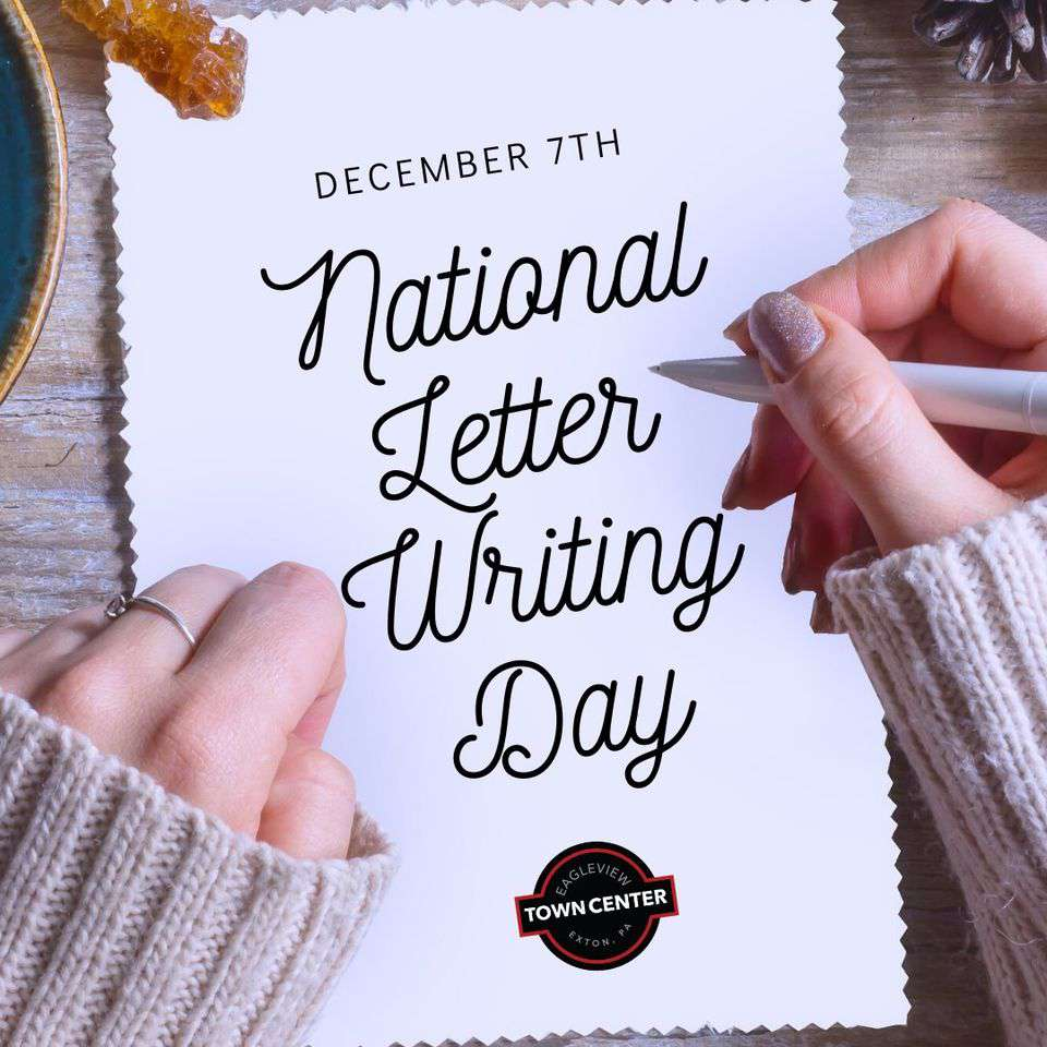 National Letter Writing Day Wishes for Instagram