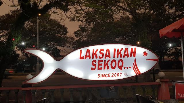 food, laksa alor setar, laksa ikan sekoq, laksa kedah, laksa malaysia, laksa sekoq, restaurants,