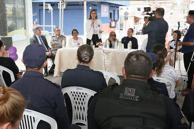 Patrulha Maria da Penha passa a atuar em Delmiro Gouveia
