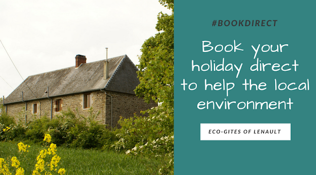 Book Direct to help the local environment