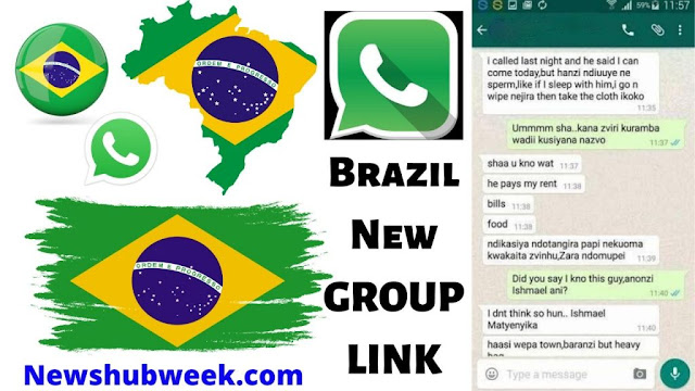 Join 500+ Brazil Whatsapp group link