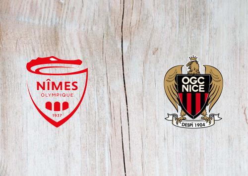 Nîmes vs Nice -Highlights 16 December 2020