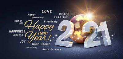 Échecs et Stratégie vous souhaite une belle année 2021