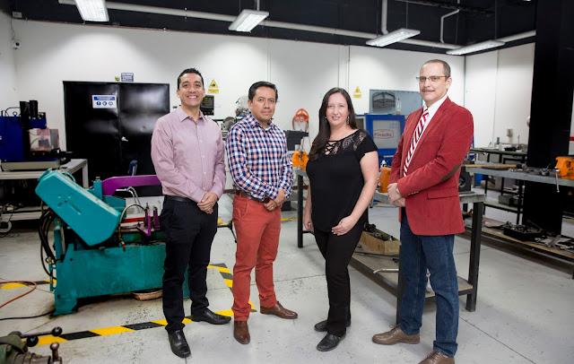 USFQ, la primera Universidad privada del país, en obtener la acreditación internacional (ABET) para las carreras de Ing industrial y Mecánica