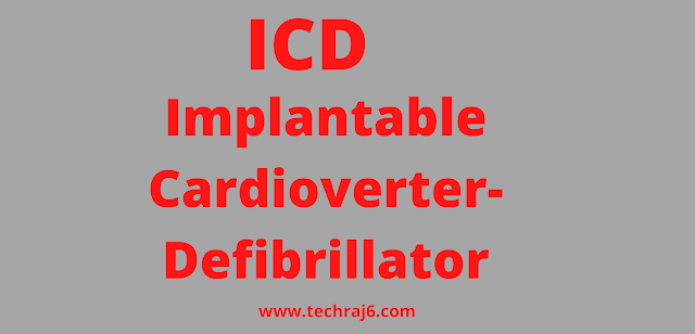 ICD full form, What is the full form of ICD