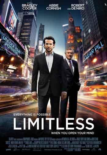Limitless 2011 480p 300MB BRRip Dual Audio [Hindi - English] MKV