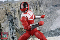 Power Rangers Lightning Collection Time Force Red Ranger 21