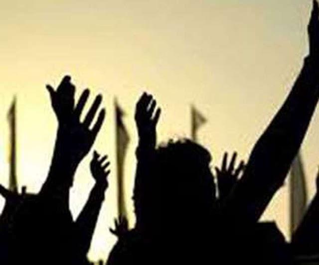 उपनल कर्मियों ने दी आंदोलन की चेतावनी, नियमितीकरण और मानदेय की है मांग ।