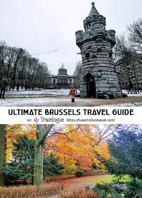 Brussels Travel Guide Pinterest