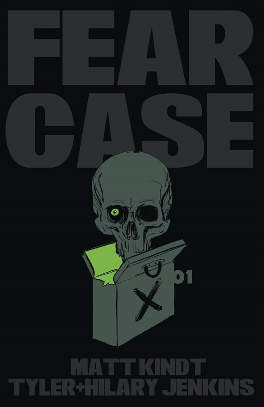 Cover of Fear Case #1