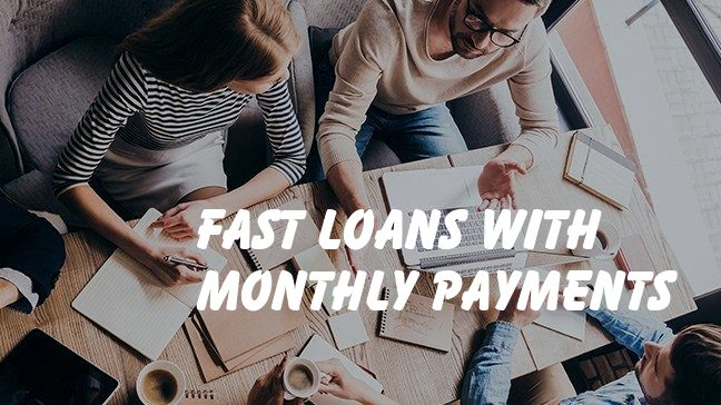 Loans For Bad Credit With Monthly Payments >> Monthly Payment Loans For Bad Credit