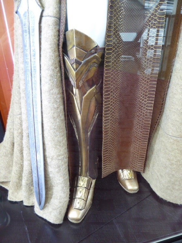 Hippolyta costume boots Wonder Woman