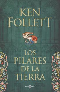 """""""Los pilares de la Tierra"""" de Ken Follett"""