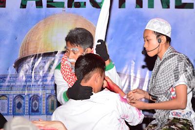 Ittihad ISRAR Rayakan Haul Syekh Samman Al-Madani di Hari Asyuro