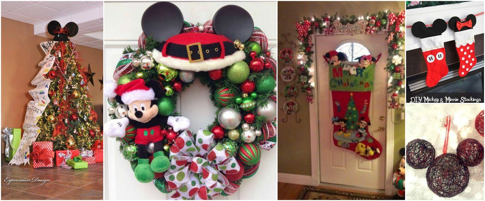 Cositasconmesh - Ideas decorativas navidenas ...