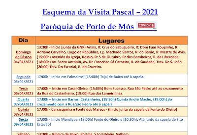 Benção Pascal 2021