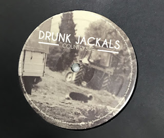 Drunk Jackals - (2017) Countryside_lp