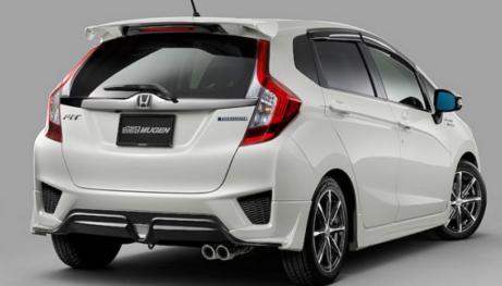 2017 Honda Fit Hybrid