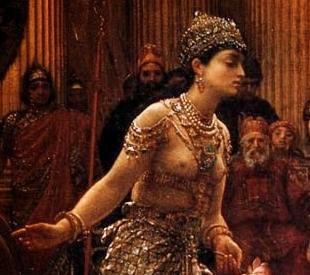 A RAINHA DE SABÁ - Lenda Oriental - Conto de Helena Rubini