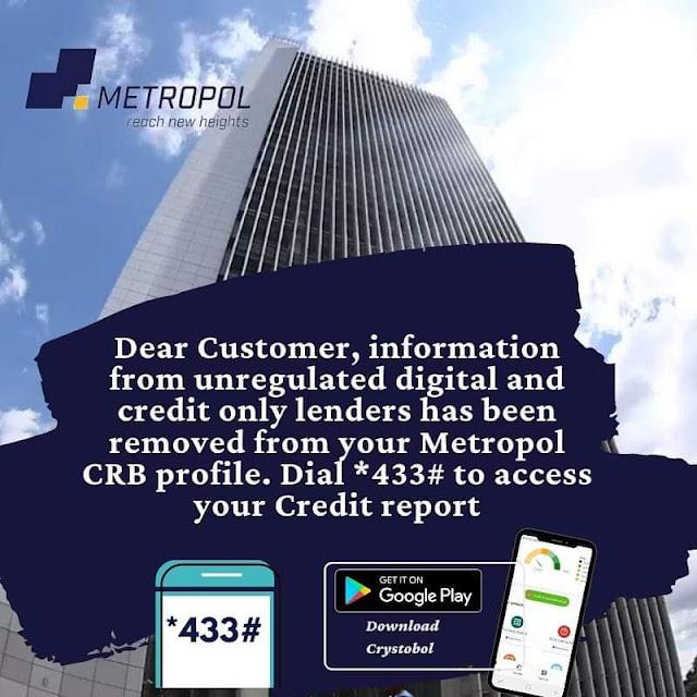 Metropol CRB