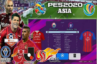 Download Game Android PES ASIA Versi 2020