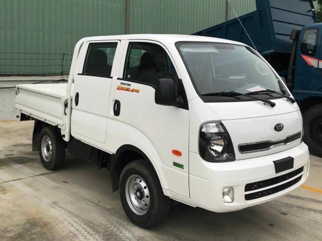 Xe K200SD-4WD cabin đôi 2 cầu