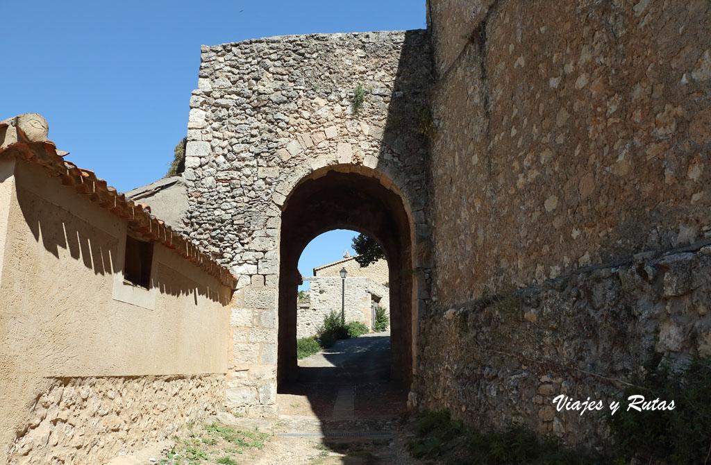 Puerta del Barrio, Maderuelo