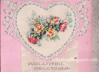 Valentine from Teresa Tate and Jimmy Crews http://jollettetc.blogspot.com