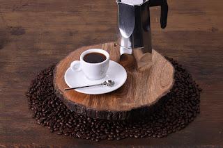 Espresso and Stove-top Espresso Machine by Alessi