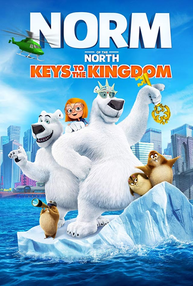 Norm of the North King Sized Adventure (2019) 720p English HDRip x264 AAC 750MB