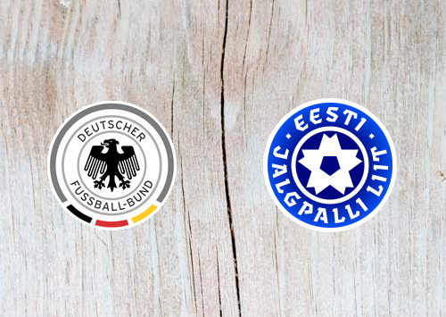 Germany vs Estonia Full Match & Highlights 11 June 2019