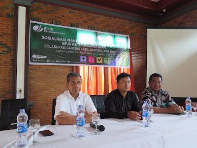 Sosialisasi BPJS Ketenagakerjaan di Samosir Secara Resmi Ditutup